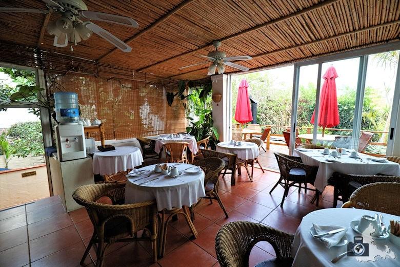 Brenwin Guest House in Kapstadt - Frühstücksraum