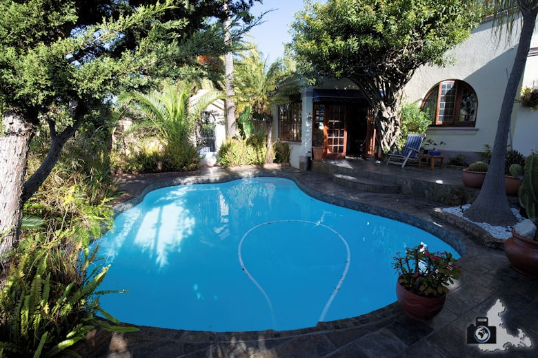Brenwin Guest House in Kapstadt - Pool