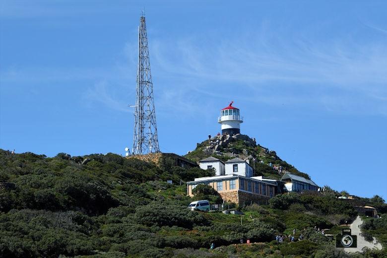 Südafrika - Leuchtturm am Cape Point