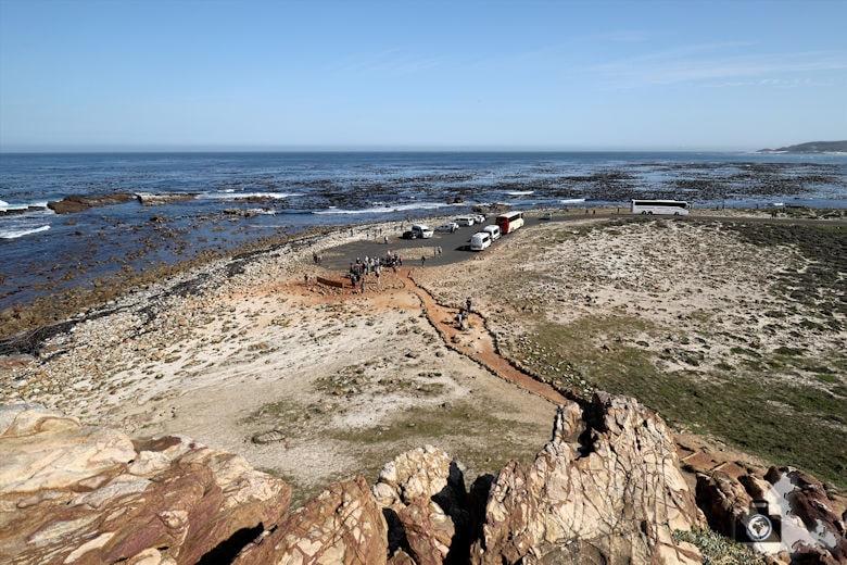 Südafrika - Wendeplatte am Kap der Guten Hoffnung