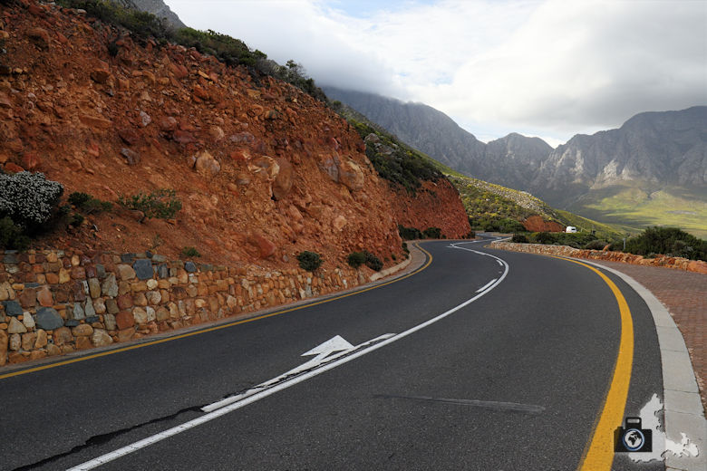 Fahrt von Kapstadt nach Hermanus