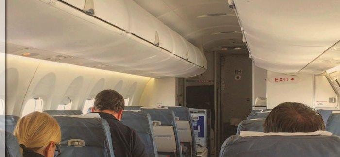 Reisebericht Inlandsflug von Hoidspruit nach Kapstadt mit SAA
