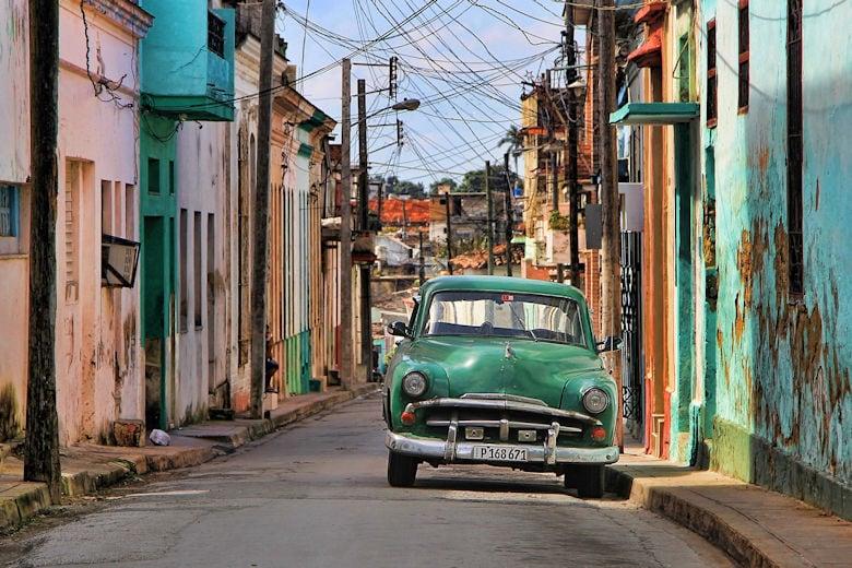 Steckbrief Kuba
