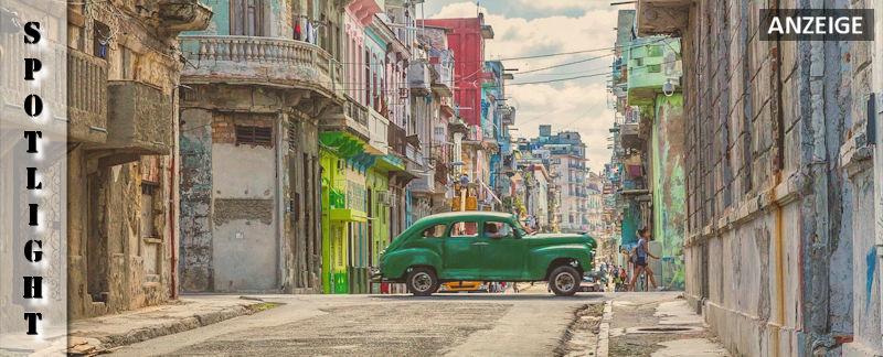 Kuba - Sehenswürdigkeiten & Highligts mit Cubatrotter.com erleben