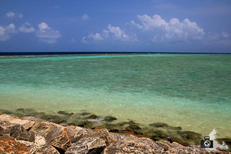 Strand & Meer auf Ukulhas, Malediven
