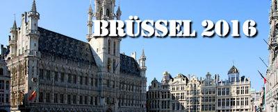 Reiseberichte Brüssel