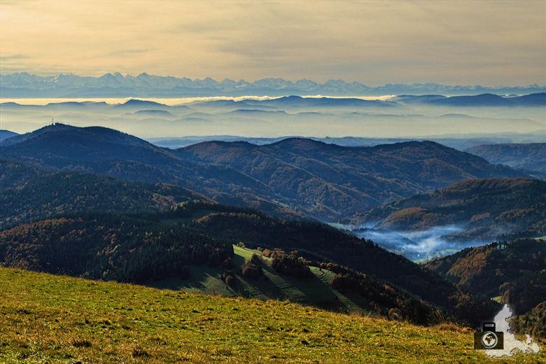 Schwarzwald Berge - Belchen