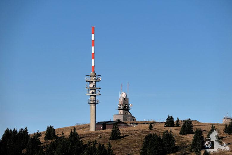 Schwarzwald Berge - Feldberg