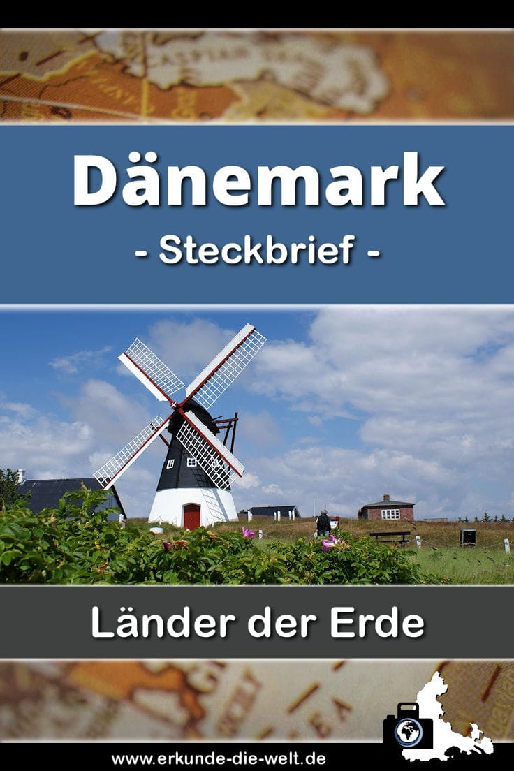 Steckbrief Dänemark
