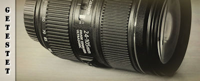 Canon 24-105 1:4 L IS II USM im Test