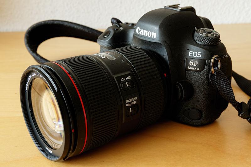 Canon 24-105 f/4 L IS II USM im Test - Standardzoom fürs Vollformat
