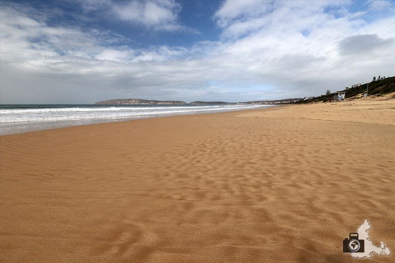 Strand in Plettenberg Bay, Südafrika