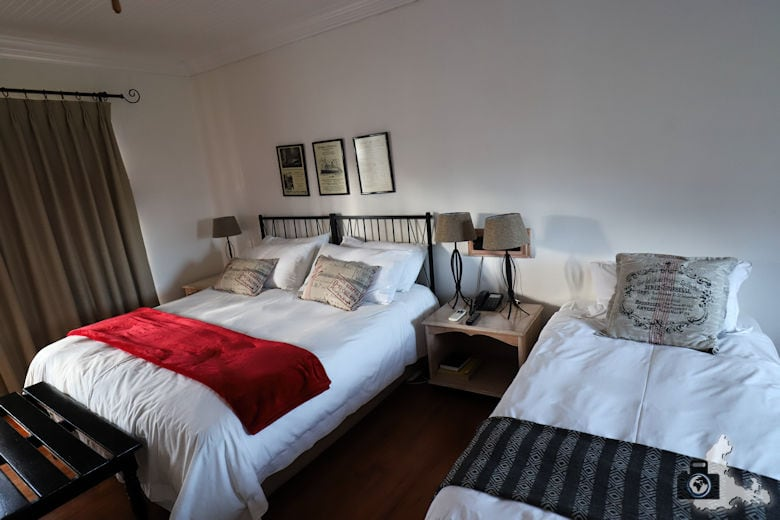 Zimmer im Tsitsikamma Village Inn, Südafrika