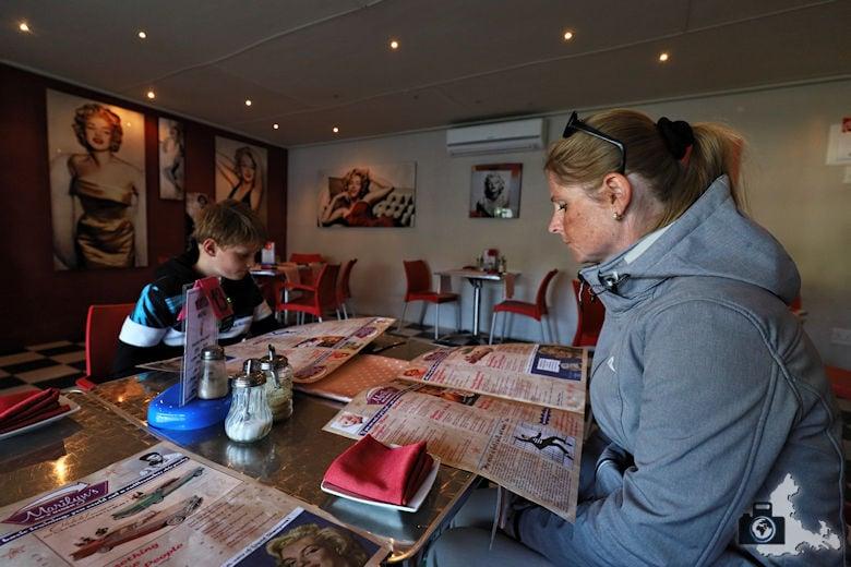 Marilyn's 60's Diner, Storms River, Tsitsikamma