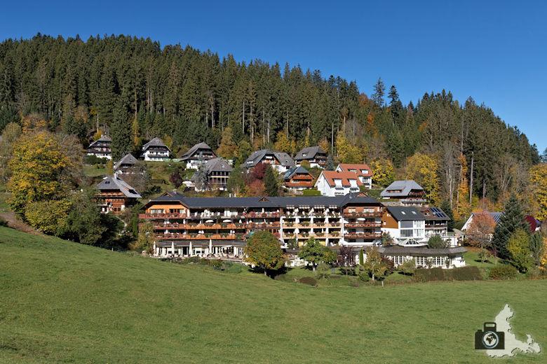 Hinterzarten im Schwarzwald - Hotel Kesslermühle