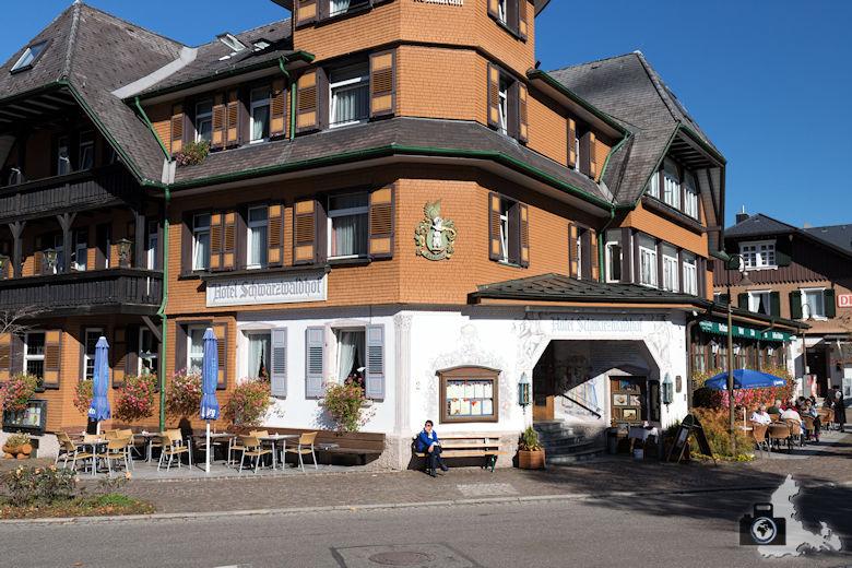 Hinterzarten im Schwarzwald - Hotel Schwarzwaldhof