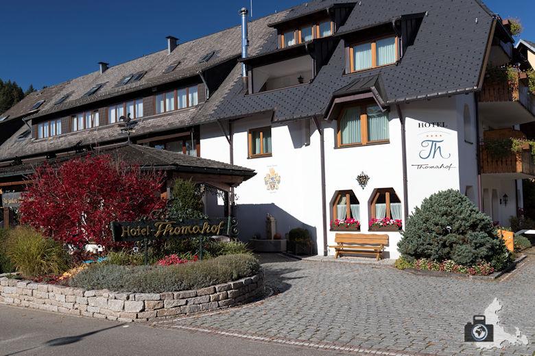 Hinterzarten im Schwarzwald - Hotel Thomahof