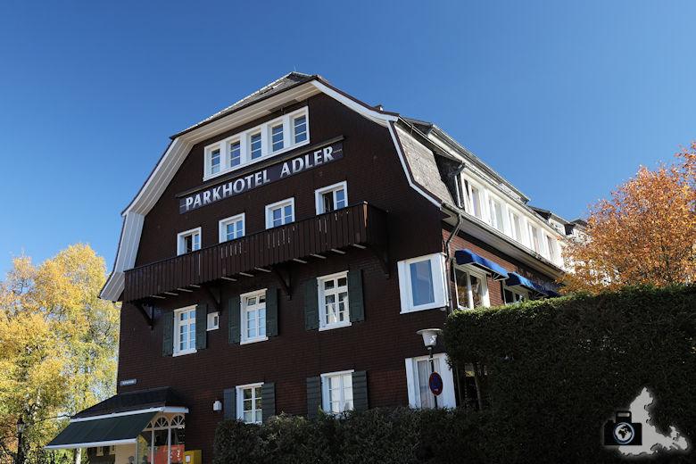 Hinterzarten im Schwarzwald - Parkhotel Adler