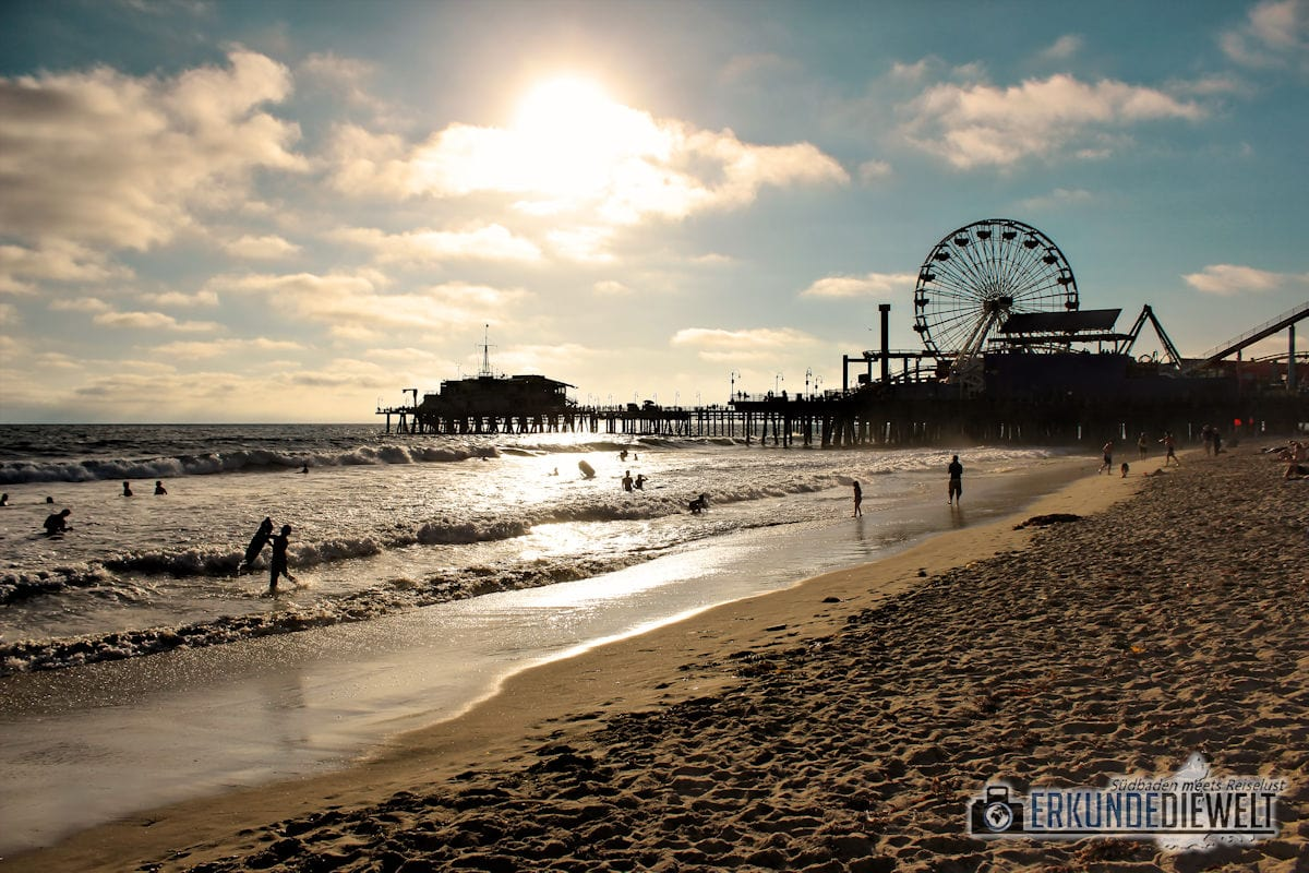 Santa Monica, Los Angeles, USA