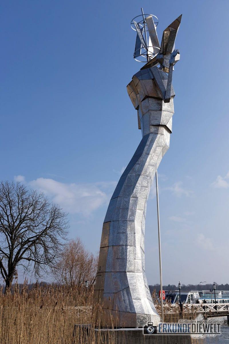 Beispielbild Canon 24-70 L IS USM - Skulptur
