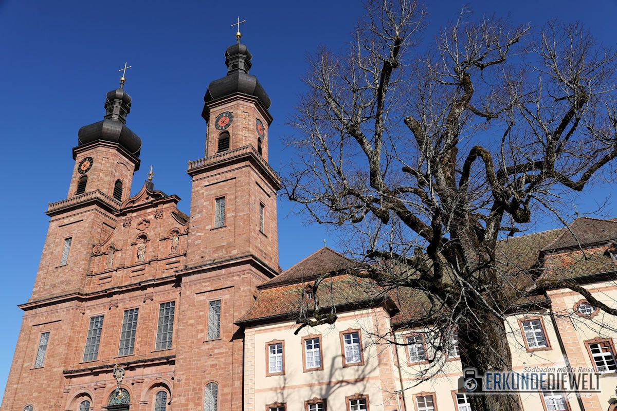 Beispielbild Canon 24-70 L IS USM - Kirche St. Peter im Schwarzwald