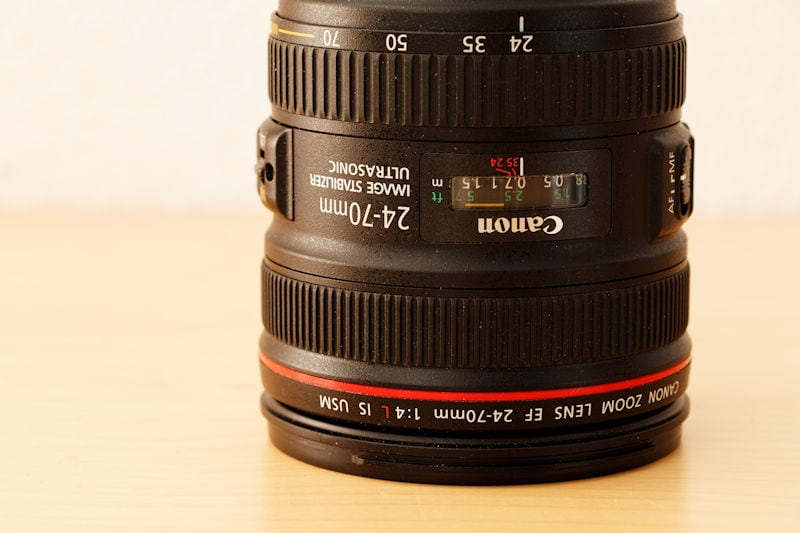 Canon 24-70 L IS USM - Objektiv im Test