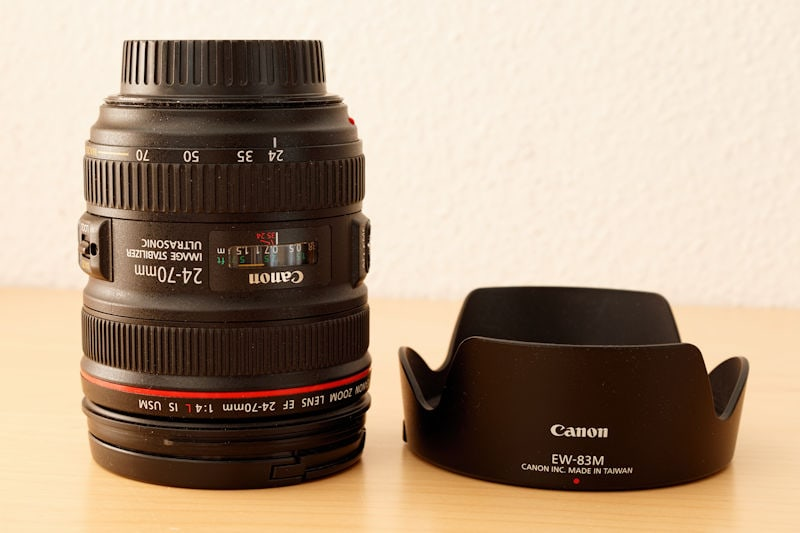 Canon 24-70 L IS USM - Objektiv im Test