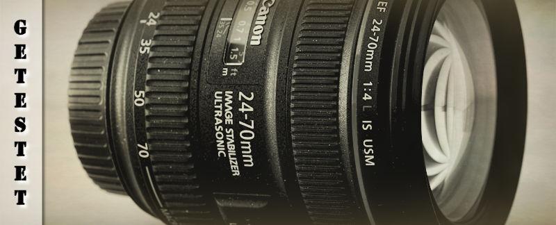 Testbericht Canon 24-70 L IS USM