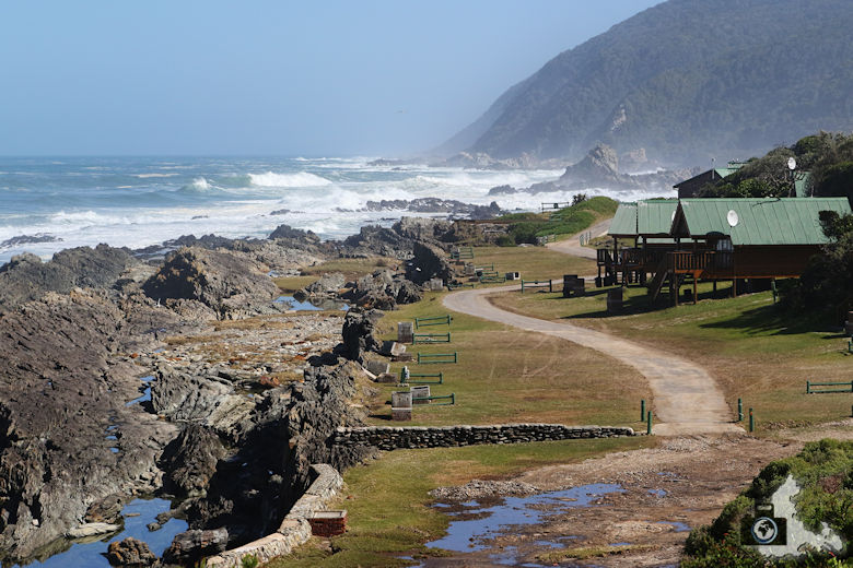 Storms River Mouth Rest Camp - Tsitsikamma Nationalpark