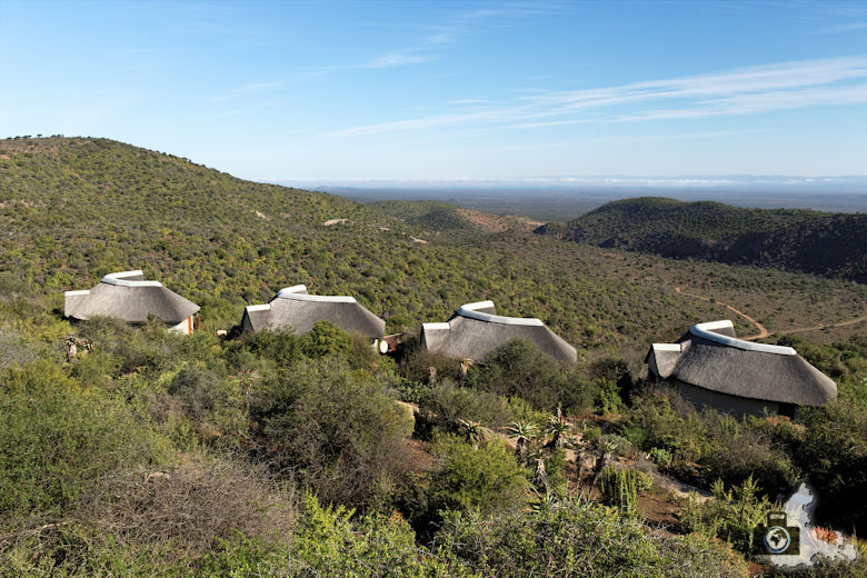 Kuzuko Lodge im Addo Elephant Nationalpark in Südafrika