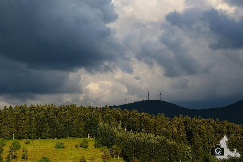 Fotografie Tipps - Landschaftsbild mit dramatischem Licht