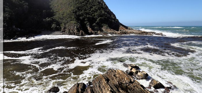 Storms River Mouth Trail - Tsitsikamma Nationalpark