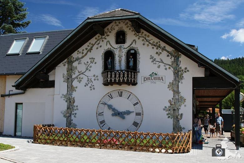 Sehenswürdigkeiten und Wissenswertes über Titisee-Neustadt im Schwarzwald - Kuckucksuhr