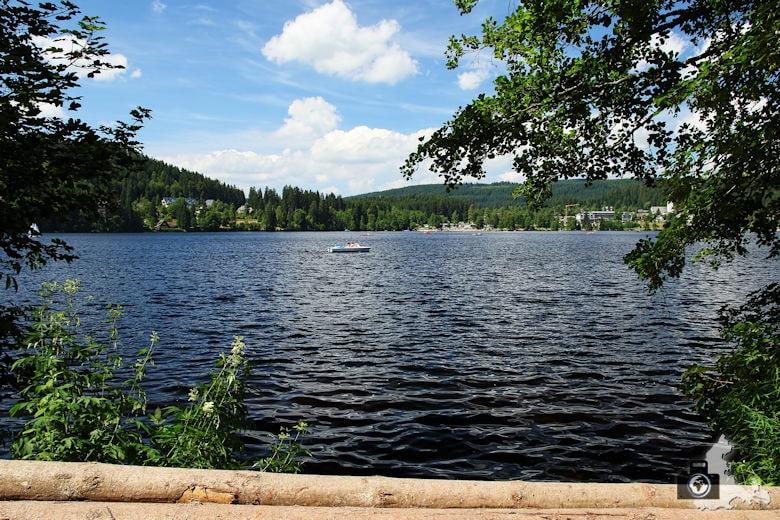 Sehenswürdigkeiten und Wissenswertes über Titisee-Neustadt im Schwarzwald - Wandern am See