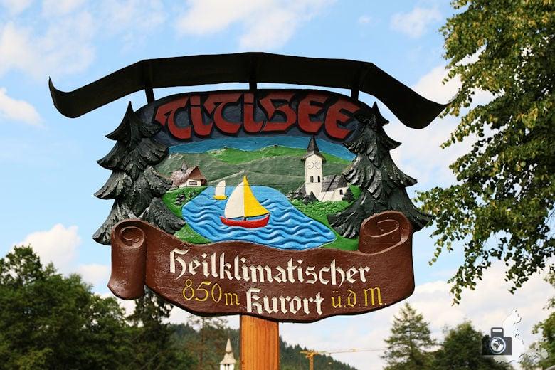Sehenswürdigkeiten und Wissenswertes über Titisee-Neustadt im Schwarzwald - Heilklimatischer Luftkurort