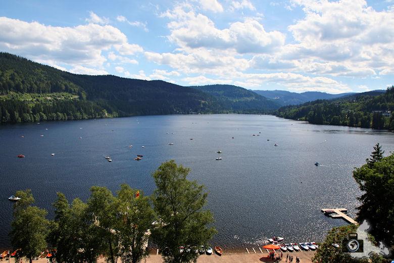Sehenswürdigkeiten und Wissenswertes über Titisee-Neustadt im Schwarzwald - See