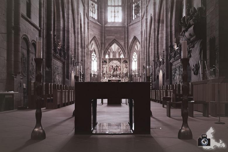 Freiburger Münster - Altar