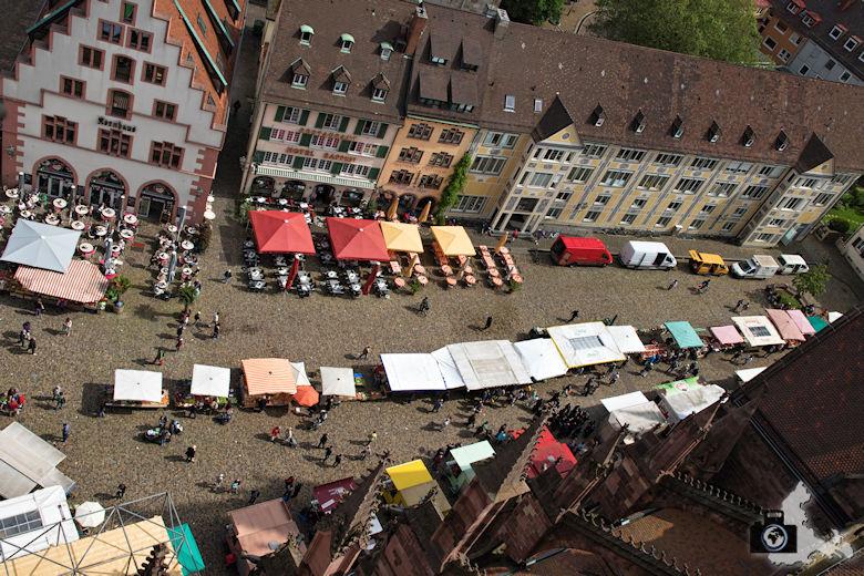 Freiburger Münster - Münstermarkt