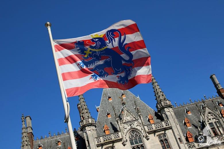 Flagge Brügge