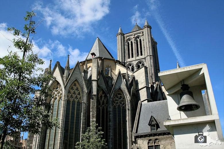 Sint-Baafskathedraal in Gent