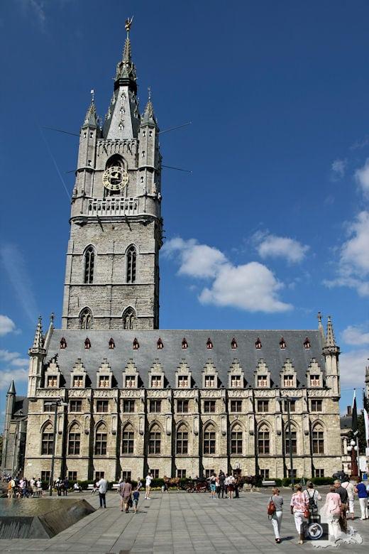 Impressionen aus Gent