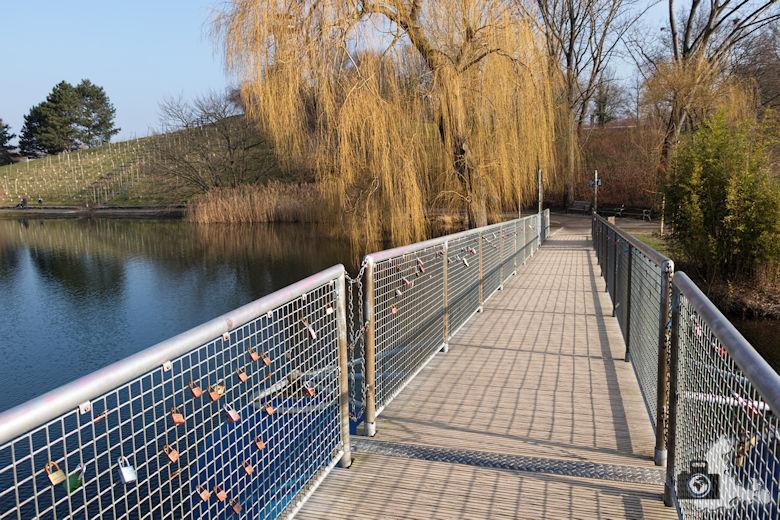 Fotowalk #6 - Seepark Freiburg Brücke
