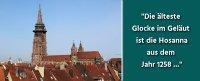 Freiburger Münster - Übersicht & Wissenswertes