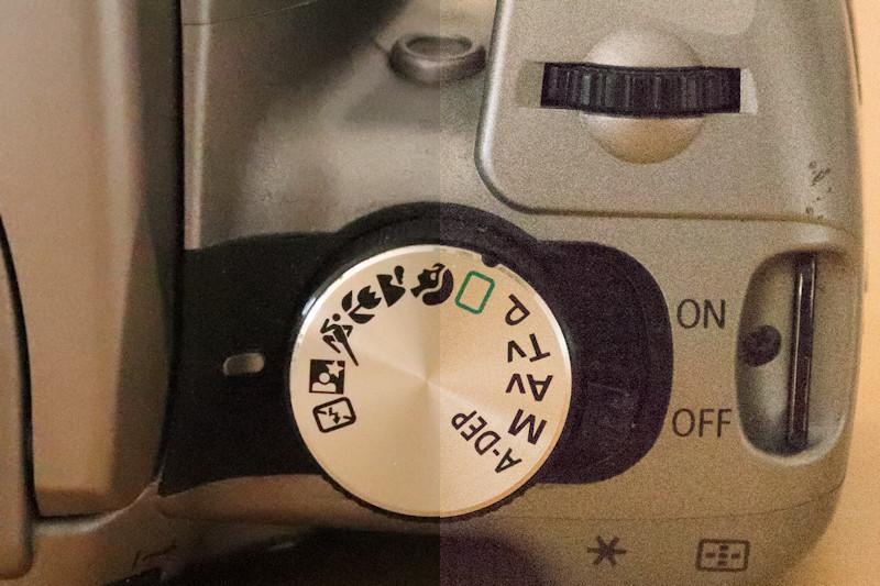 Canon EOS 800D - ISO Vergleich im RAW und JPEG Format