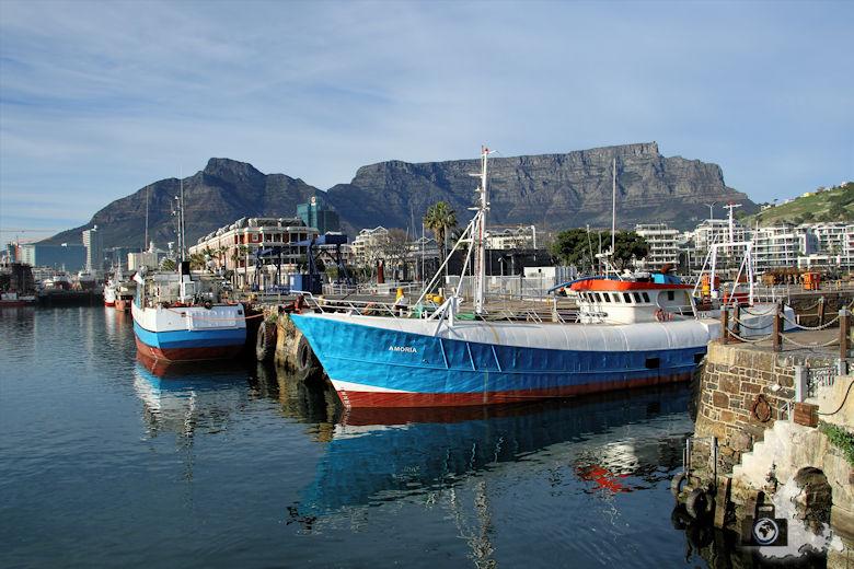 Kapstadt Sehenswürdigkeiten & Tipps - V&A Waterfront