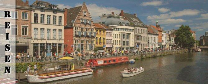 Reisebericht Gent, Belgien