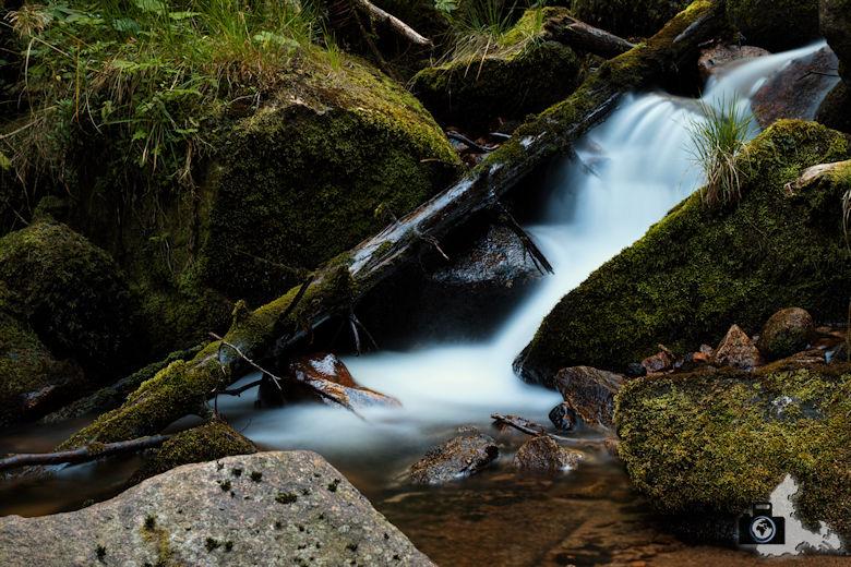 Schwarzwald Wasserfalle - Elzwasserfälle
