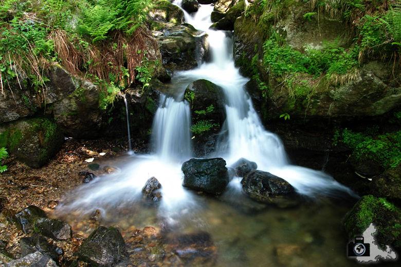 Schwarzwald Wasserfalle - Todtnauer Wasserfall