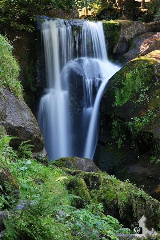 Schwarzwald Wasserfalle - Triberger Wasserfälle