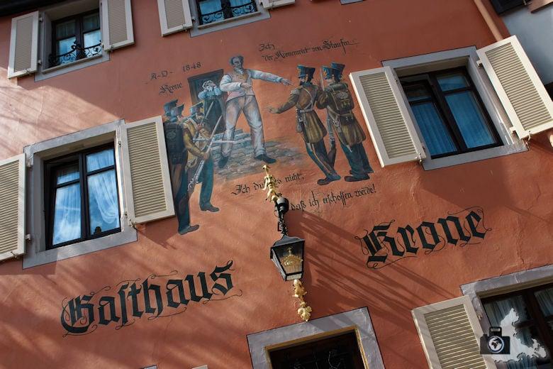 Gasthaus Krone in Staufen im Breisgau